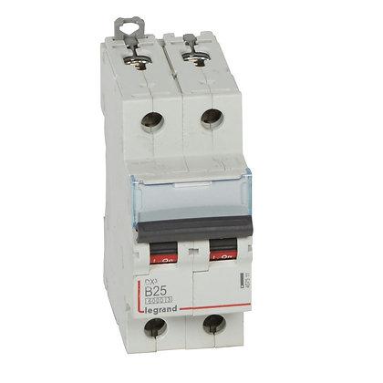DX3 2P B25 6000A