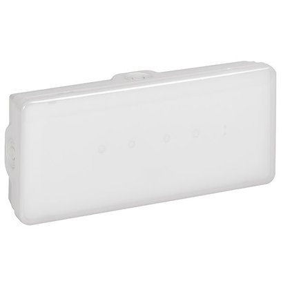 B65LED 100LM 3H IP65 P/NP END
