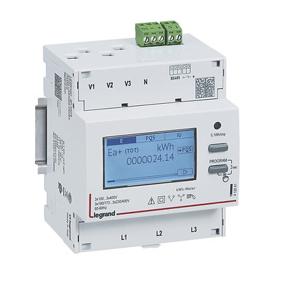 CONT.ENERG TRIF P/TI RS485