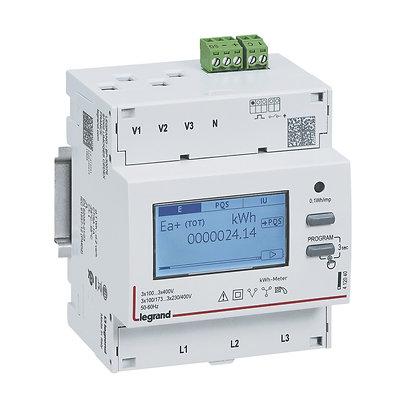 CONTADOR ENERG. TRIF P/TI C/EM