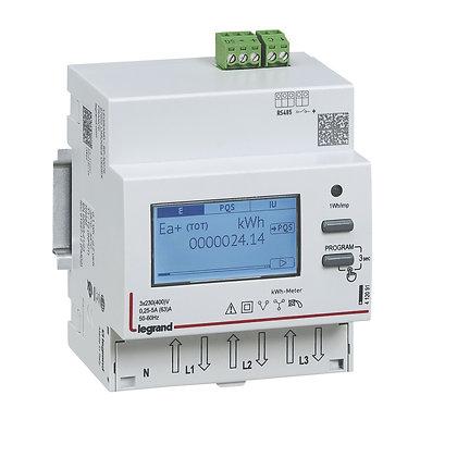 CONT.ENERG TRIF 63A DIR RS485