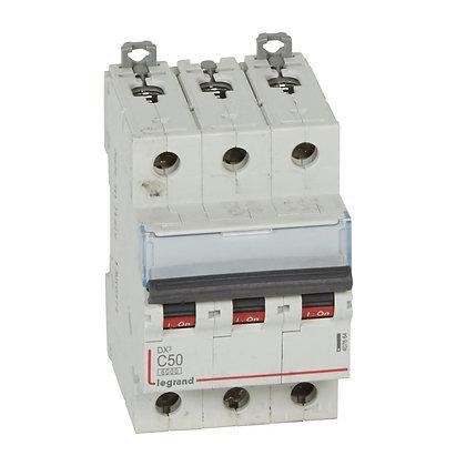 DX3 DISJ 3P C50 6000A