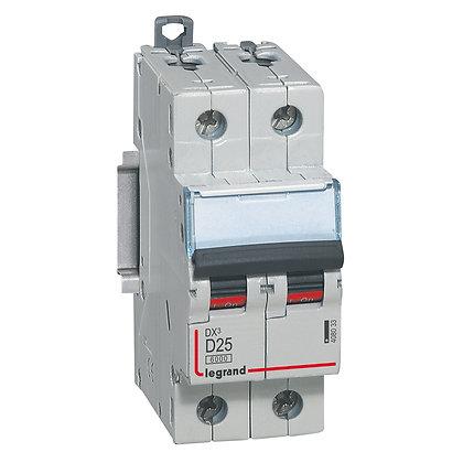 DX3 2P D25 6000A