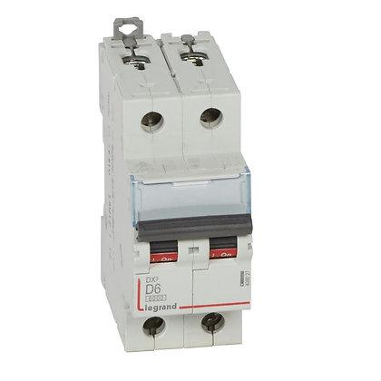 DX3 2P D6 6000A