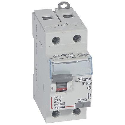 DX3 INTER DIF 2P63A AC-S 300MA