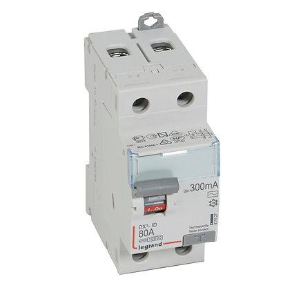 DX3 INTER DIF 2P 80A AC 300MA