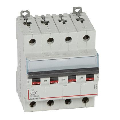 DX3 4P C20 6000A