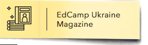 EdCamp Ukraine  Magazine