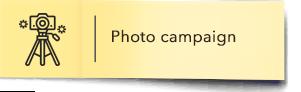 Photo campaign