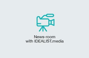 Newsroom with  IDEALIST.media