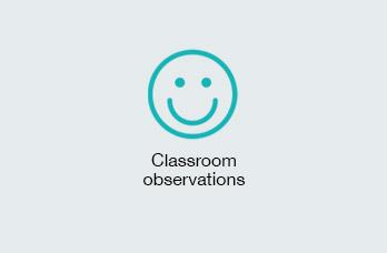 Classroom observations