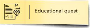 Educational quest