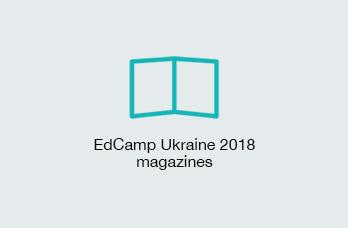 EdCamp Ukraine 2018 magazines