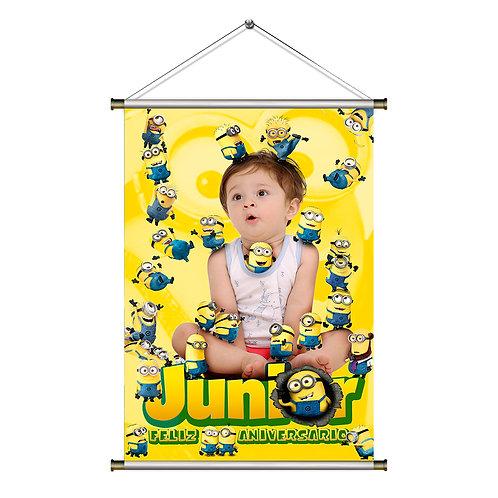Banner Lona Brilho 090x060