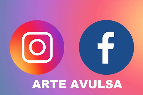 ARTE AVULSA REDE SOCIAL