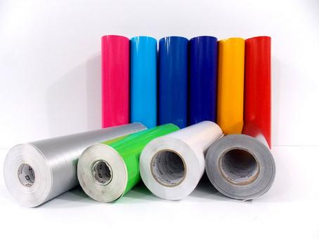O que é adesivo de recorte eletrônico?