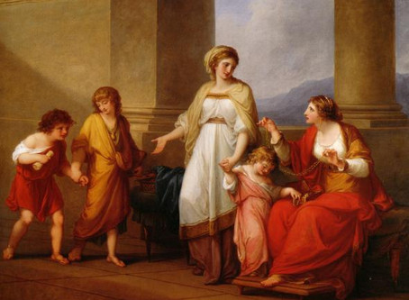 Three Names! How Ancient Romans named their children!