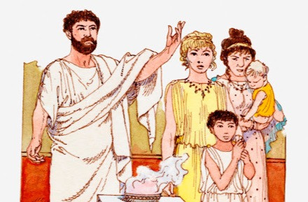 Welcome to the Family! How the Ancient Greeks named their children!