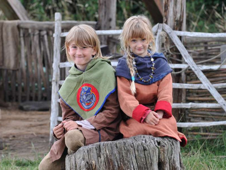 Family Values? How Vikings named their children!