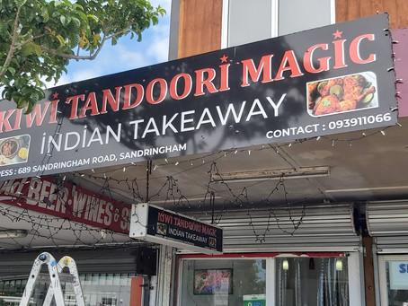 Kiwi Tandoori