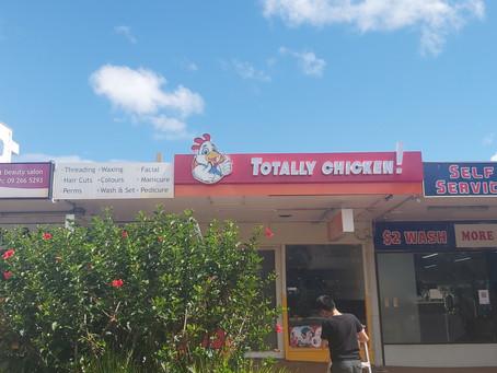 Totally Chicken