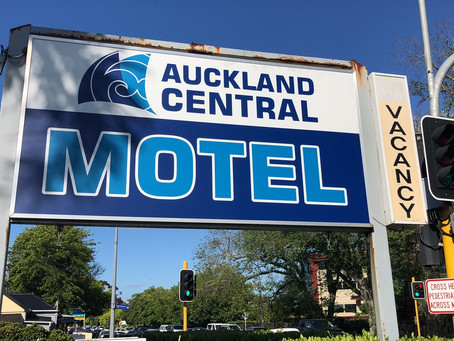Auckland Central Motel