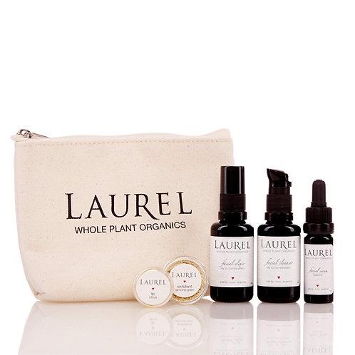 Laurel Oily/Combination Travel Set