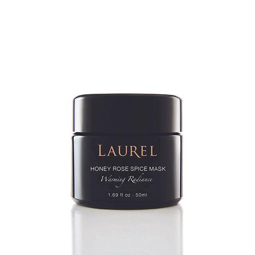 Laurel Honey Rose Spice Mask