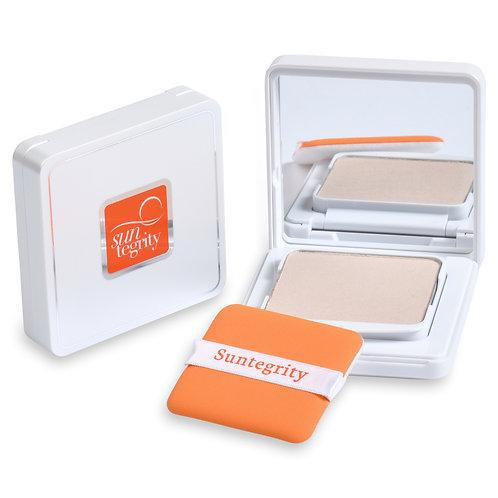 Suntegrity Pressed Mineral Powder Compact - Translucent - Broad Spectrum SPF 50