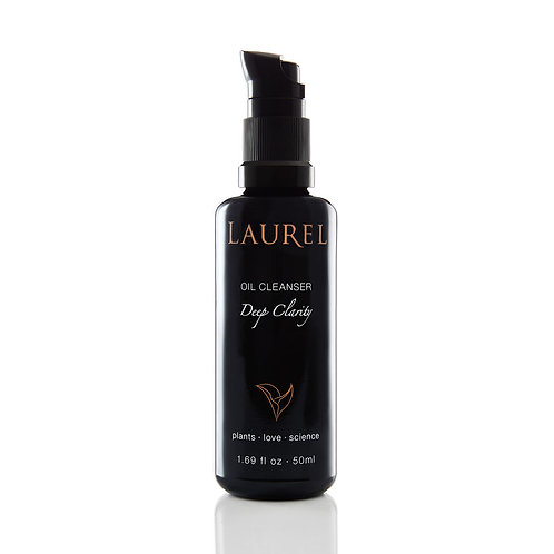 Laurel Deep Clarity Oil Cleanser