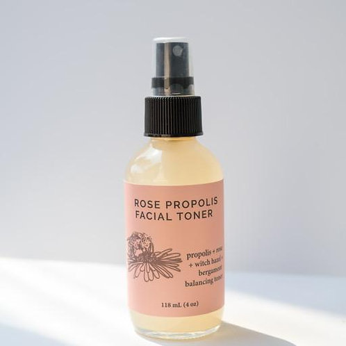 Flor Rose Propolis Facial Toner