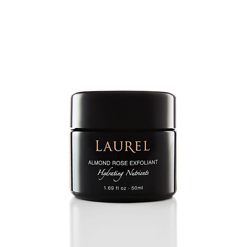 Laurel Hydrating Nutrients Almond Rose Exfoliant