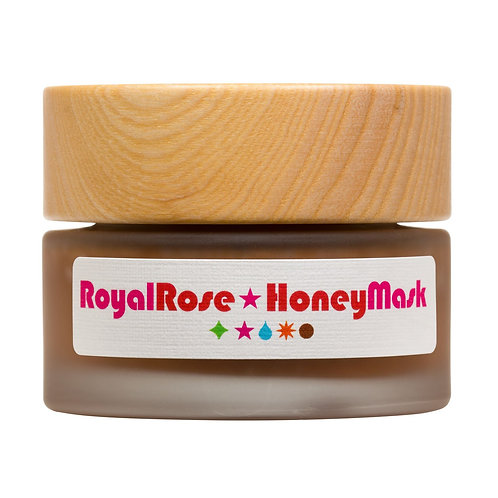 Living Libations Royal Rose Honey Mask