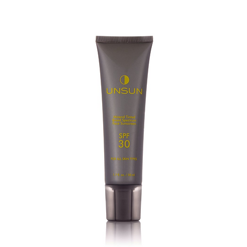 "Unsun Mineral Tinted Face Sunscreen In ""Light/Medium"""