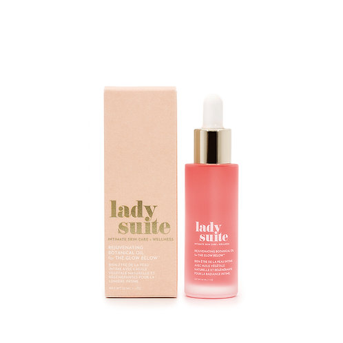 Lady Suite Rejuvenating Botanical Oil for Intimate Skin
