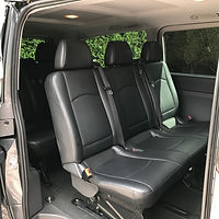 luxury airport transfer mercedes vito chauffeur luxury