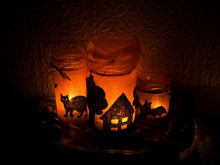 Halloween/Shadowfest/Samhain is coming!