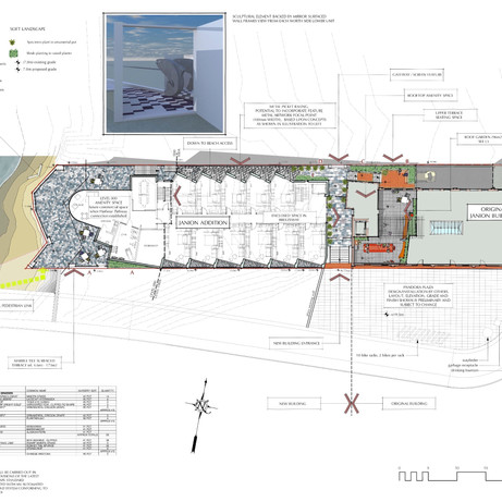 plans and renderings
