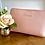 Thumbnail: Large pink Makeup/ wash bag