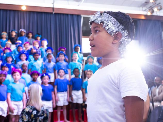 Merchiston School Play