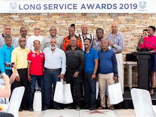 Unilever Service Awards