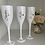 Thumbnail: Personalised Champagne flutes