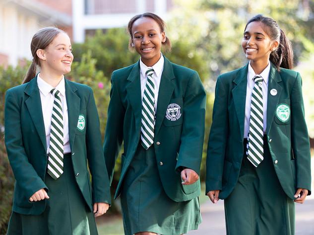 Girls' High School Marketing
