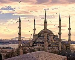 Constantinople, now Istanbul