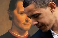 Machiavelli and Obama