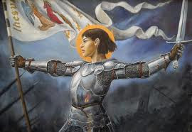 Nationalism and Joan of Arc