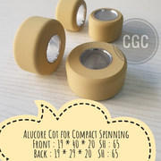 ALUCORE COT FOR COMPACT SPINNING