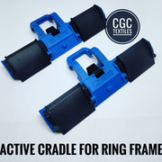 ACTIVE CRADLE FOR RING FRAME