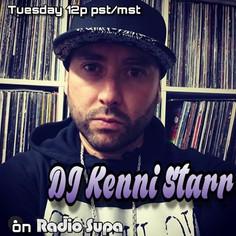 DJ Kenni Starr