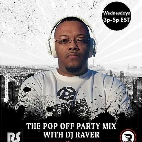 DJ Raver - Pop Off Party Mix
